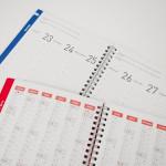 agenda settimanale 2015